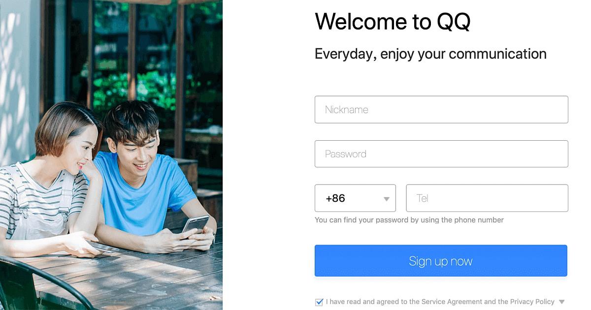 WebQQ: the QQ Web Version 1